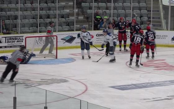VIDEO: Bandits Stay Perfect at WCC with 3-0 Win Over Melfort