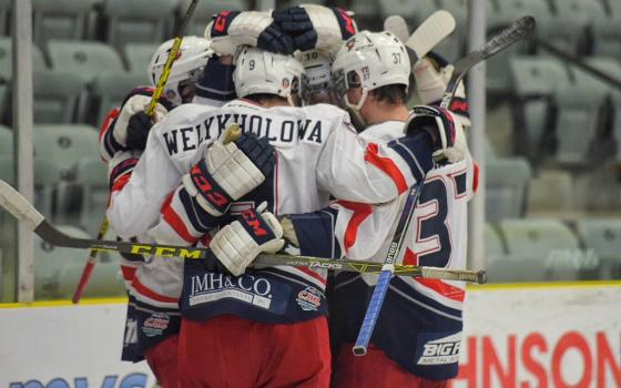 VIDEO: Bandits Clinch First in WCC Round Robin