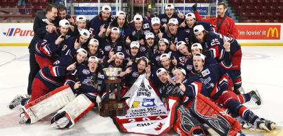 Schedule Announced for 2019 National Junior A Championship