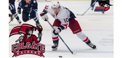 Arnaud Vachon Commits to Colgate University