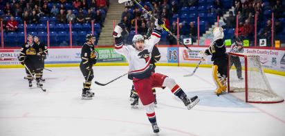 Bandits and Oilers Take Series Lead After Opening Games