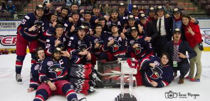 Bandits Win 2017 Western Canada Cup with Perfect Record