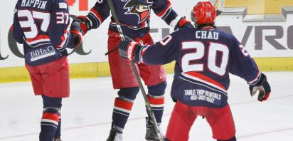 Bandits advance to RBC Cup final, downing Terrebonne 4-0