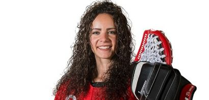 VIDEO: 3x Olympic Medalist Shannon Szabados started with the CRU