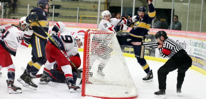 AJHL Weekend Preview: November 15-17