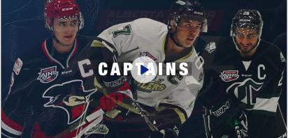 Captains of the AJHL