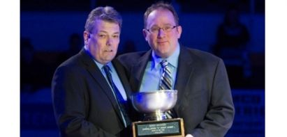 Tom Keca Named as CJHL Coach of the Year Finalist