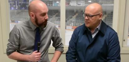 Canalta Hotels AJHL Coaches Show - GM Kyle Chase, Crusaders