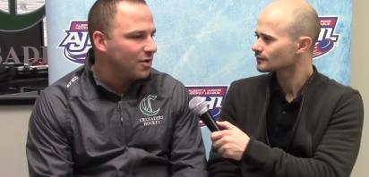 Canalta Hotels AJHL Coaches Show - Adam Manah, Sherwood Park Crusaders