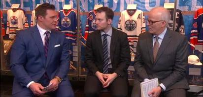VIDEO: Mark Letestu on HNIC After Hours