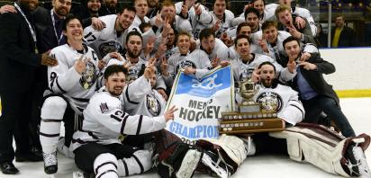 21 AJHL Alumni Win ACAC Title with MacEwan Griffins