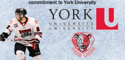 Messenger Commits to York University