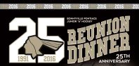 Pontiacs Host 25th Anniversary Banquet