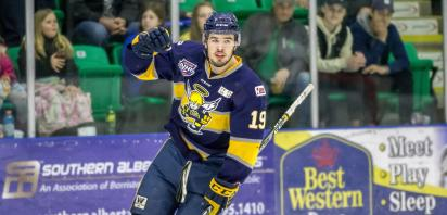 Chris Van Os-Shaw Named RBC CJHL National Player of the Year