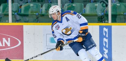 Will Conley Named Alberta Ford Dealers Player of the Month