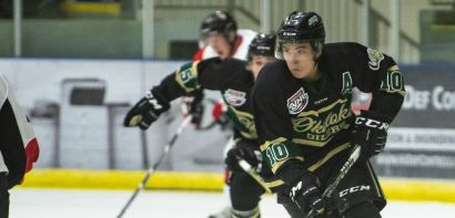 Wong Scores Twice for Team West to Win All-Canadian Match Up
