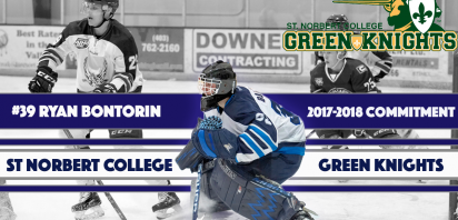 Bontorin Commits to St. Norbert College