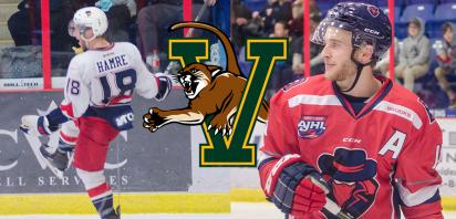 Nic Hamre commits to the University of Vermont