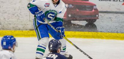 Canucks MacPherson Commits to Mount Royal University