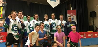 Canucks Help 'Stick It To Cancer'!