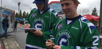 Canucks In The Community - Street Hockey Classic