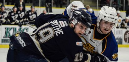 Brett Smythe Commits to Grant MacEwan University