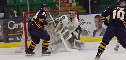 Canalta Hotels Player of the Week & AB Ford Dealers AJHL Defensive Player of the Week