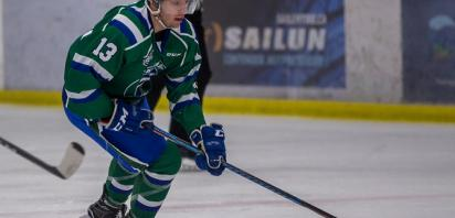 Canucks McNeill Commits to SAIT